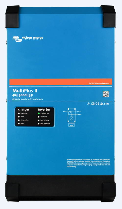 Victron MultiPlus-II - 48v 3000vA 35A Charger