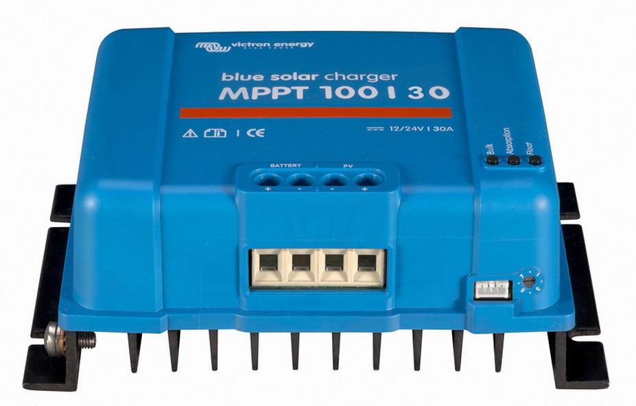 Victron BlueSolar Charge Controller - 12/24v 30A - MPPT - 100/30