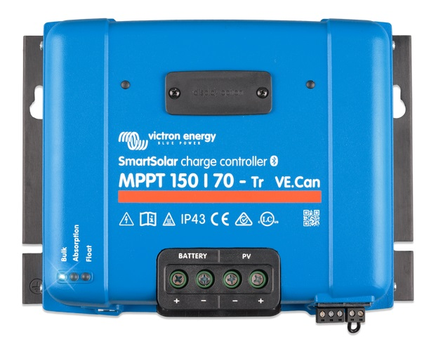 Victron SMART BlueSolar Charge Controller - 150/70A (VE.CAN)