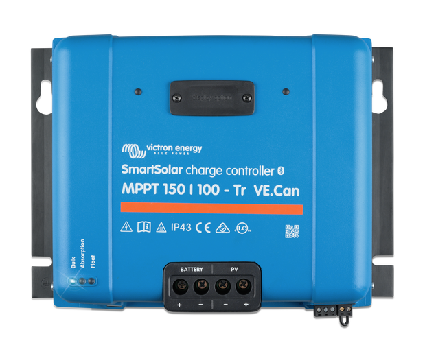 Victron SMART BlueSolar Charge Controller - 150/100A (VE.CAN)