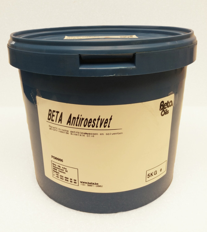 Anti-Roestvet Hull Grease -5 KG
