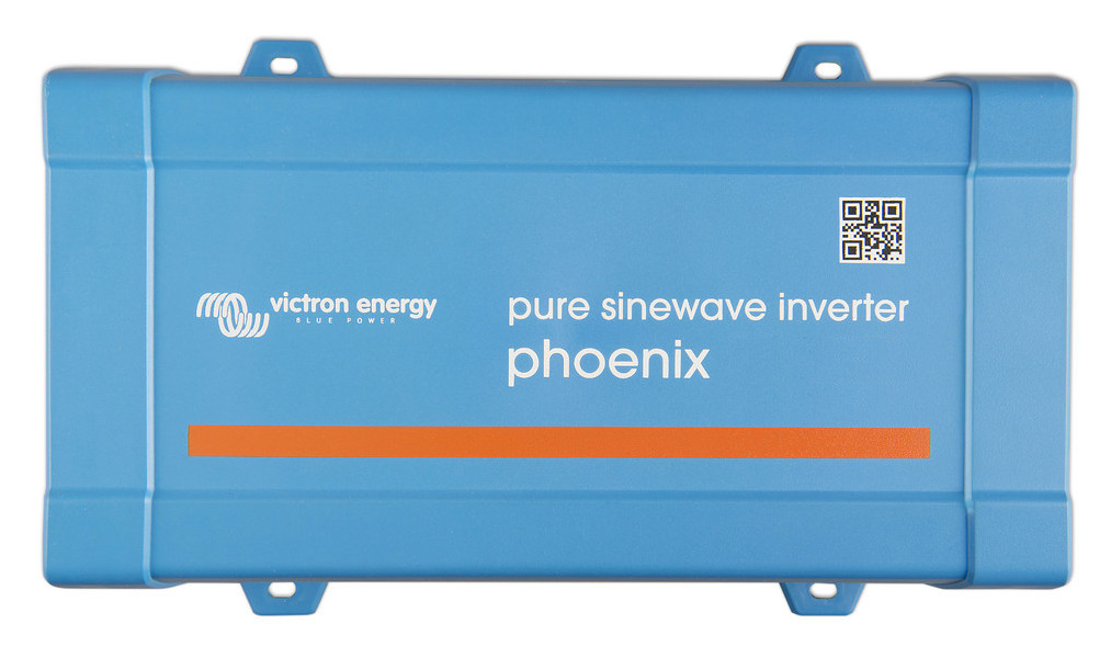 Victron Phoenix 12V, 500VA 230V  Sine Wave Inverter. VE.Direct IEC Unit