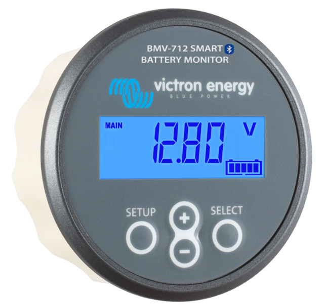 Victron BMV712 Smart Battery Monitor Kit