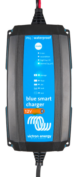 Victron BluePower Charger - IP65 - 12v 4A - Smart Charger