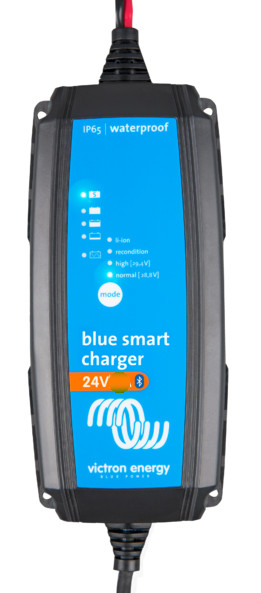 Victron BluePower Charger - IP65 - 24v 8A - Smart Charger