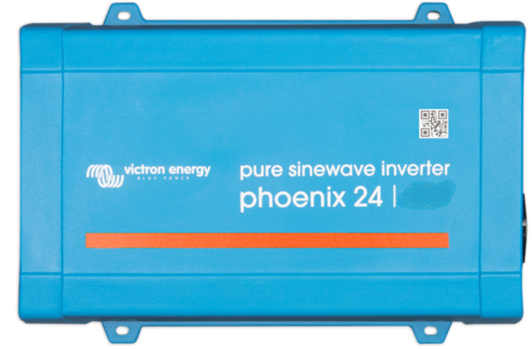 Victron Phoenix 24V, 1200VA 230V Sine Wave Inverter. VE.Direct UK Unit