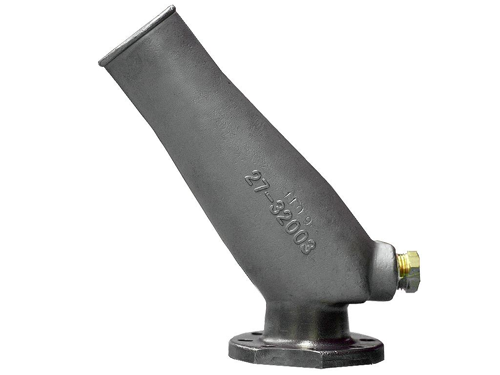 ELBOW,WET EXHAUST S/S (REPLACEMENT FOR 24-32004)