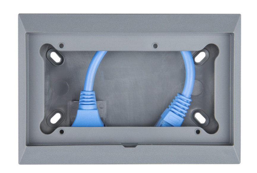 Wall Mountable / Surface Mount Enclosure for PMU Panel