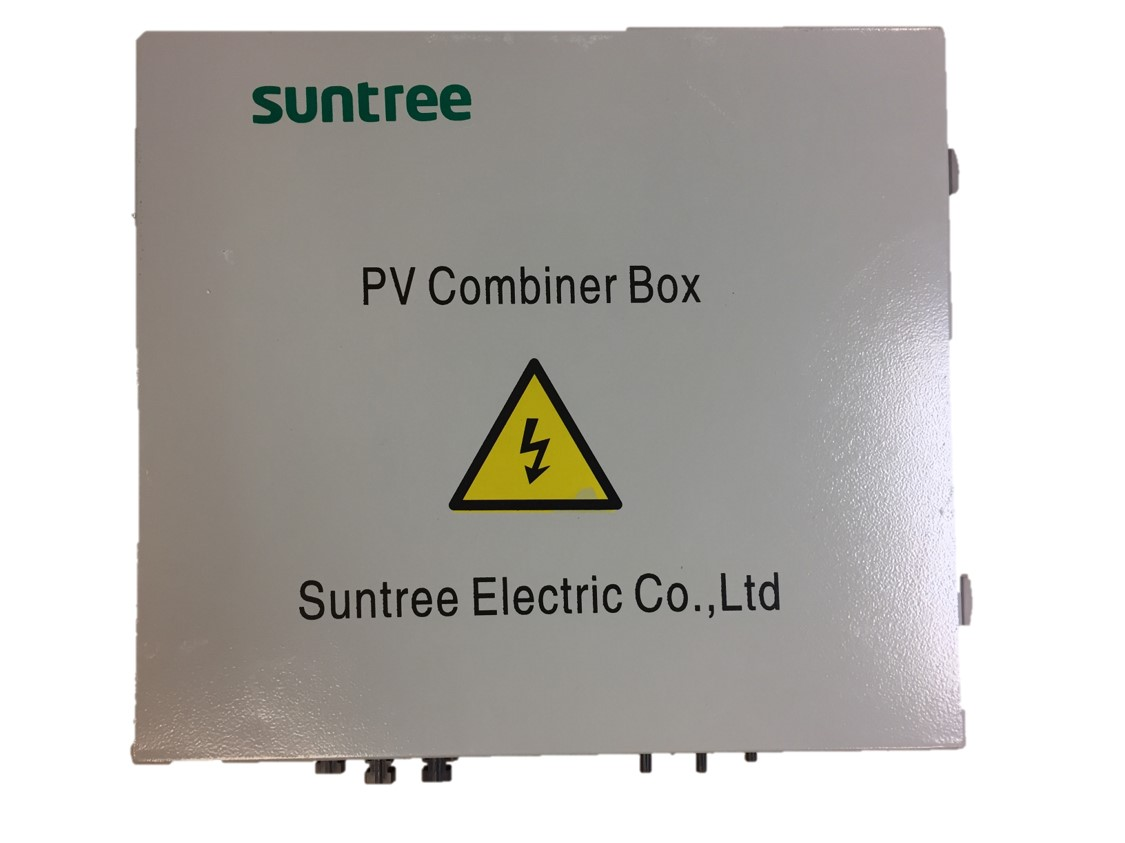 5 Way Solar String Combiner Box (MC4 Connectors)