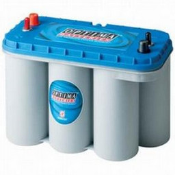 Optima 'BlueTop' Spiracell battery - 12V - 75Ah (975cca)