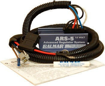 ARS-5 Voltage Regulator (12V)