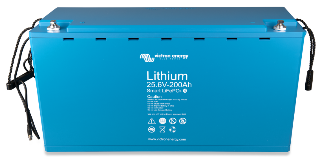 Victron Lithium Ion Battery - 24V 200ah Smart