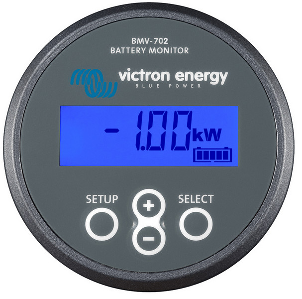 Victron BMV702 Battery Monitor Kit