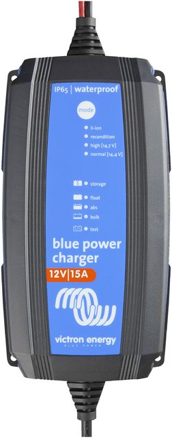 Victron BluePower Charger - IP65 - 12V 15A