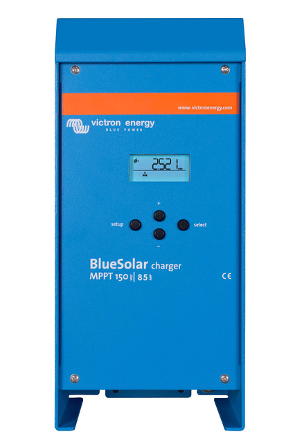 Victron Bluesolar Charge Controller - MPPT - 150/85A