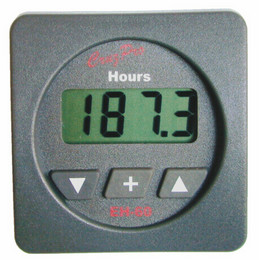 Professional Engine Hours Gauge - NMEA 0183 Data Output - 12-24V