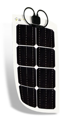 Gioco Flexible Solar Panel - Monocrystalline - 37w