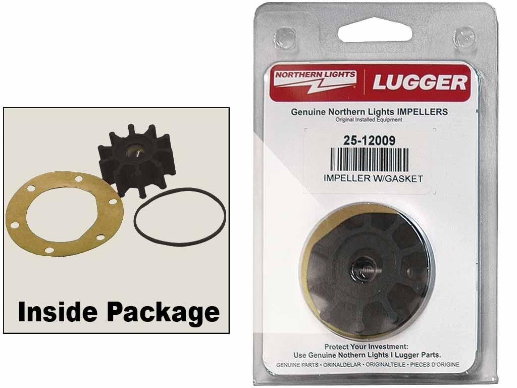 Impeller Kit W/Gasket & O-Ring
