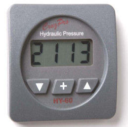 Digital Hydraulic Pressure Gauge. SQUARE BEZEL - HY60