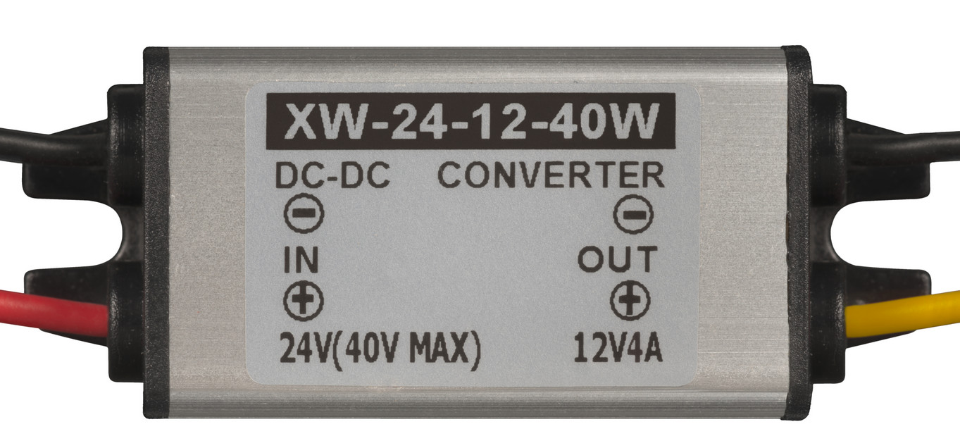 Orion DC-DC Converter - 24V In 12V Out. 5A
