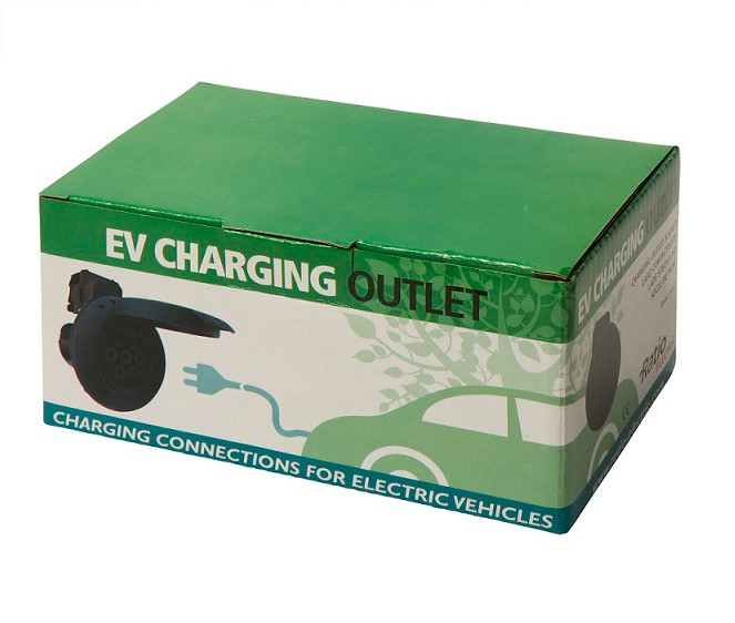 EV Charging outlet kit