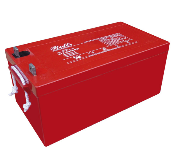 Battery - Rolls AGM - 12V 260AH (20hr)