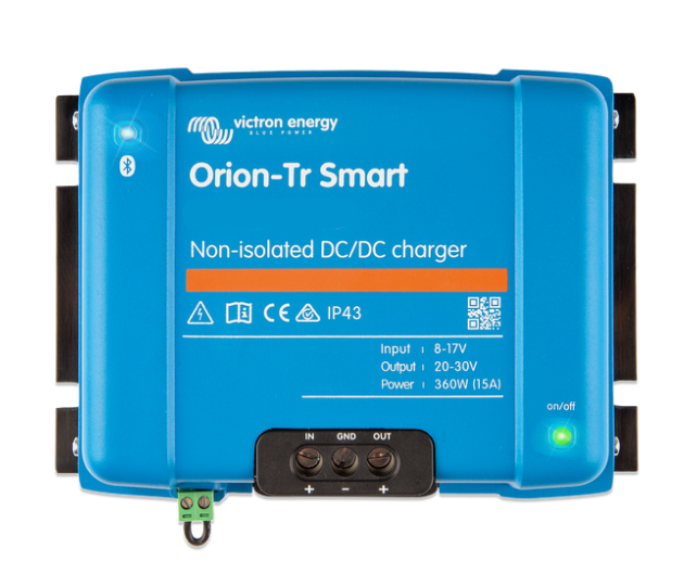 Orion-Tr 12/12-30 (360W) DC-DC charger