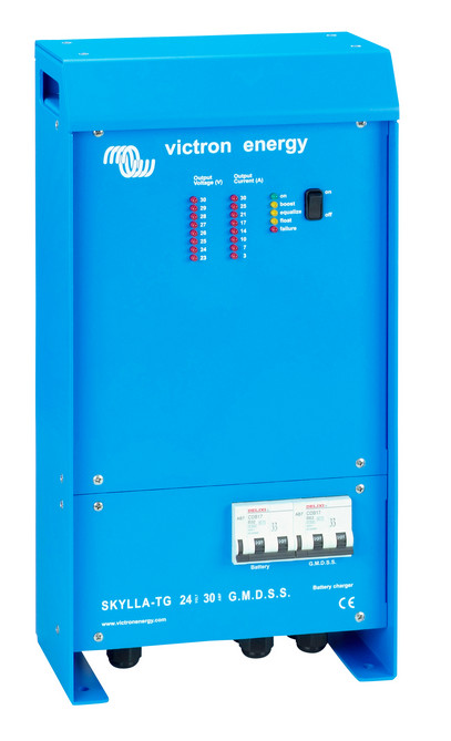 Victron Skylla 24 Volt 30 Amp GMDSS Battery Charger