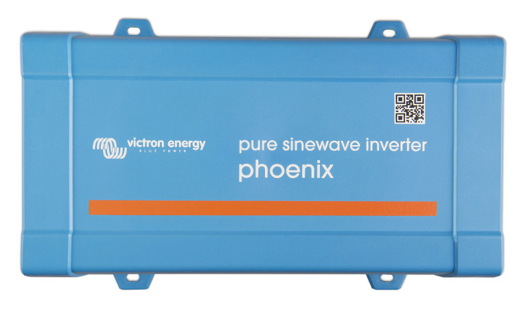 Victron Phoenix 12V, 250VA 230V  Sine Wave Inverter - VE.Direct IEC Unit