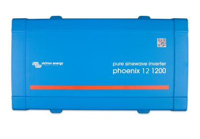 Victron Phoenix 12V, 1200VA 230V Sine Wave Inverter. VE.Direct UK outlet