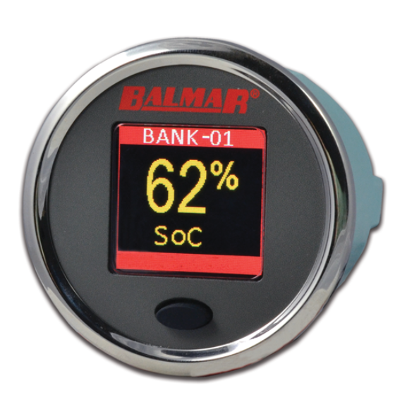 Balmar SG200 Battery Monitor Kit