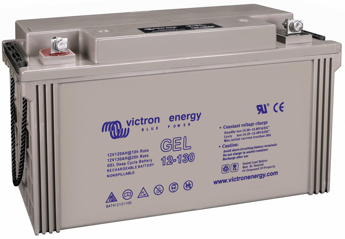 victron 12v gel deep cycle battery 120 ah c10 130 ah. Black Bedroom Furniture Sets. Home Design Ideas