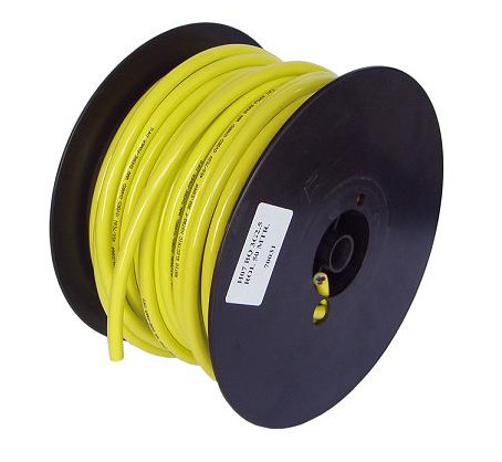 RATIO PUR CABLE - 3CORE 1.5mm2 - H07BQ-F - 50m REEL - 16A RATING