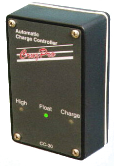 Automatic Charge Controller. For 12V Wet or Gel Batteries. 20A Output - CC30