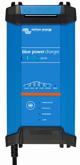 Victron Blue Power 12 Volt 20 Amp Battery Charger - IP22 - Single Output