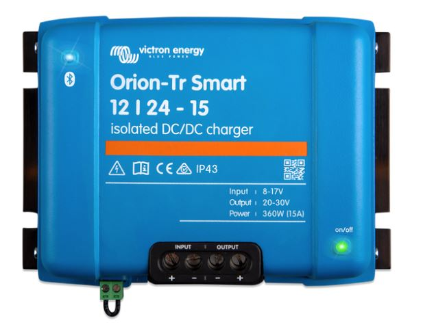 Orion-Tr 12/24-15A (360W) DC-DC Charger