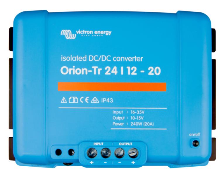 Orion-Tr 24/12-20 (240W) DC-DC converter - 18-35v input - 12.5v ...