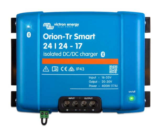 Orion-Tr 24/24-17A (400W) DC-DC Charger