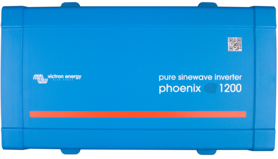 Victron Phoenix 48V, 1200VA 230V Sine Wave Inverter - VE.Direct IEC Unit