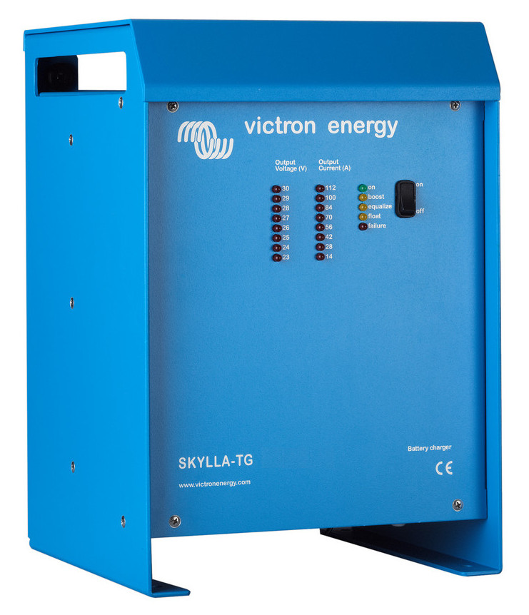 Victron Skylla 24 Volt 30 Amp Battery Charger - Universal Input Voltage (90-265vAC)