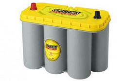 Optima 'YellowTop' Spiracell battery - 12V - 75Ah (975cca)